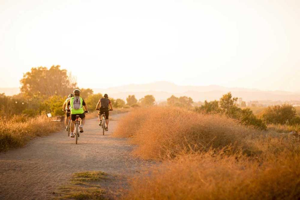 Bike trekking and aperitif in rural holiday farmhouse in Sicily discovering the beauties of Trapani-image-4