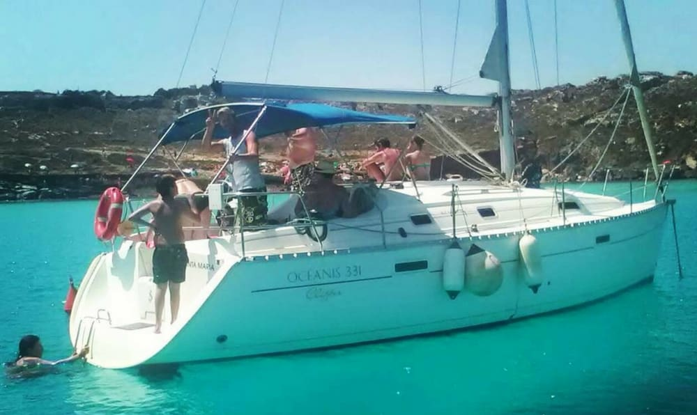 Day Excursion on sailboat at Favignana-image-5