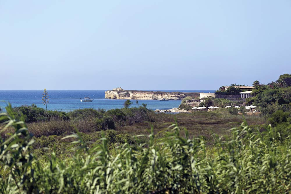 An exclusive seashore with a private beach between Ragusa and Syracuse-image-7
