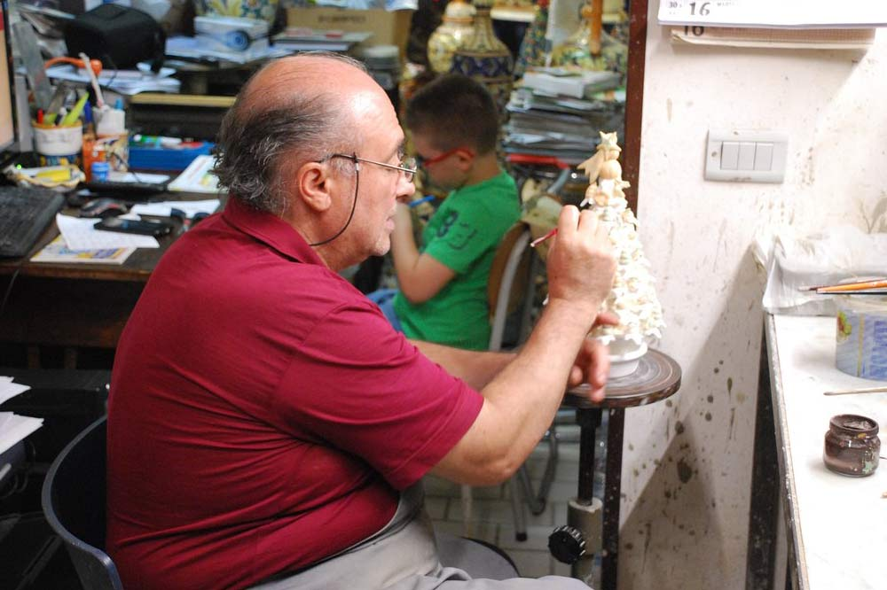A pottery workshop experience in Caltagirone-image-4