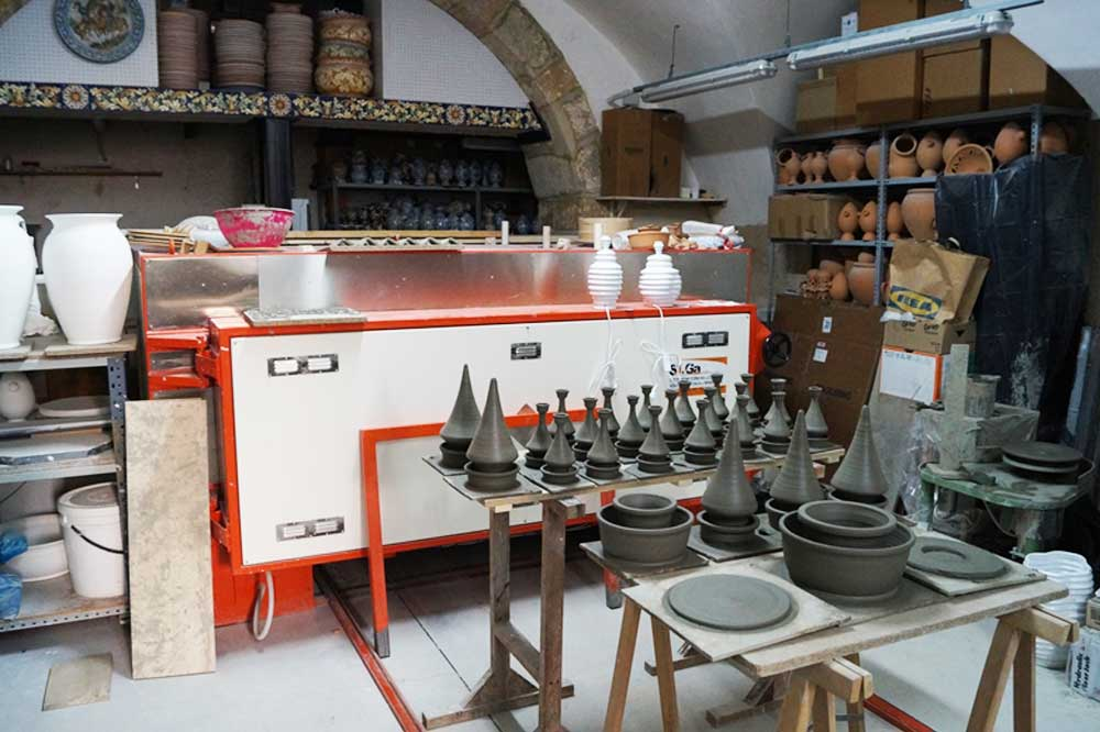 A pottery workshop experience in Caltagirone-image-9