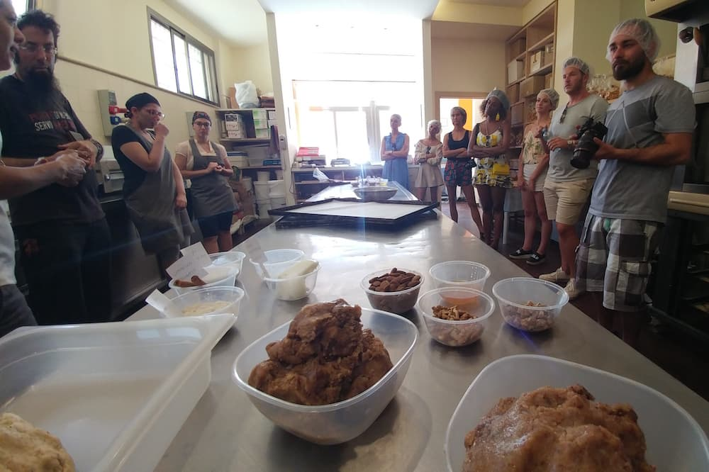Sicilian pastry making class tasting of Modica local chocolate and typical desserts-image-10