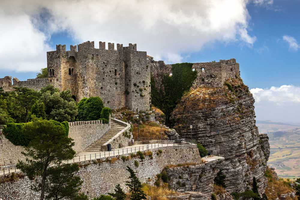 Guided tour of Erice and the old town of Trapani-image-4