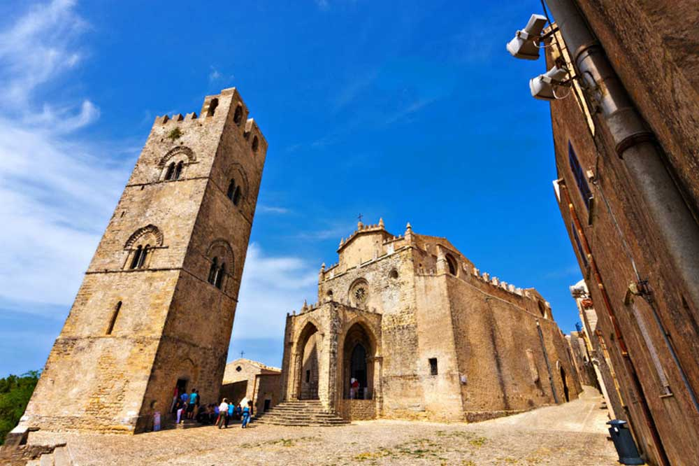 Guided tour of Erice and the old town of Trapani-image-5
