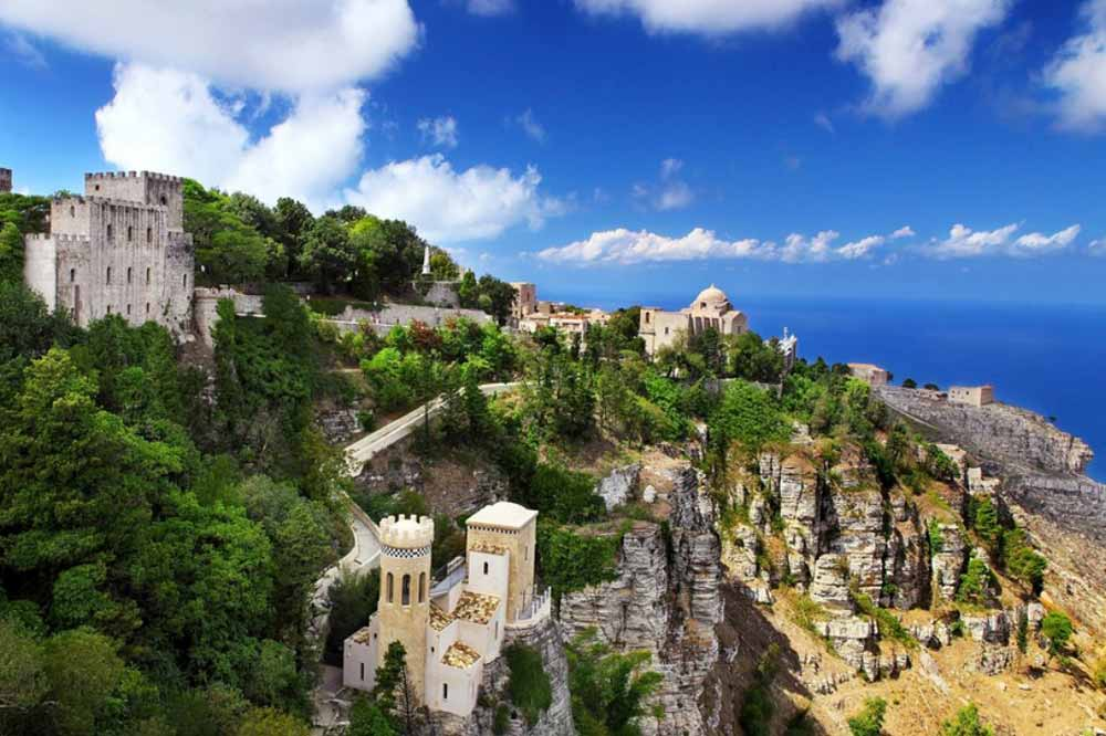 Guided tour of Erice and the old town of Trapani-image-9