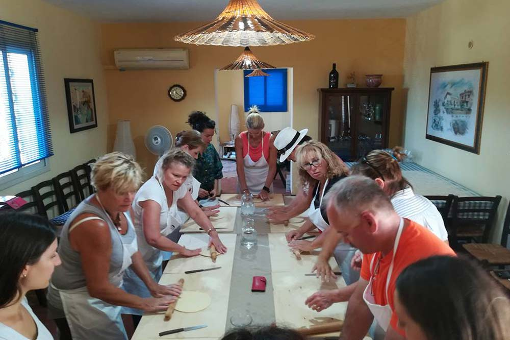 Cooking class within a holiday farm in Agrigento between olive groves and vineyards-image-4