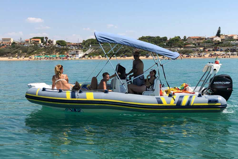A boat trip starting from Licata to discover the Agrigento coast-image-7