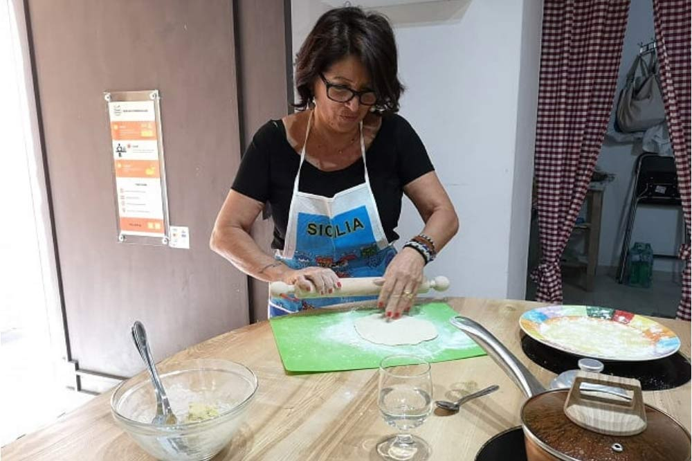 Cooking class in Palermo: cook a typical Sicilian lunch with a professional chef-image-5