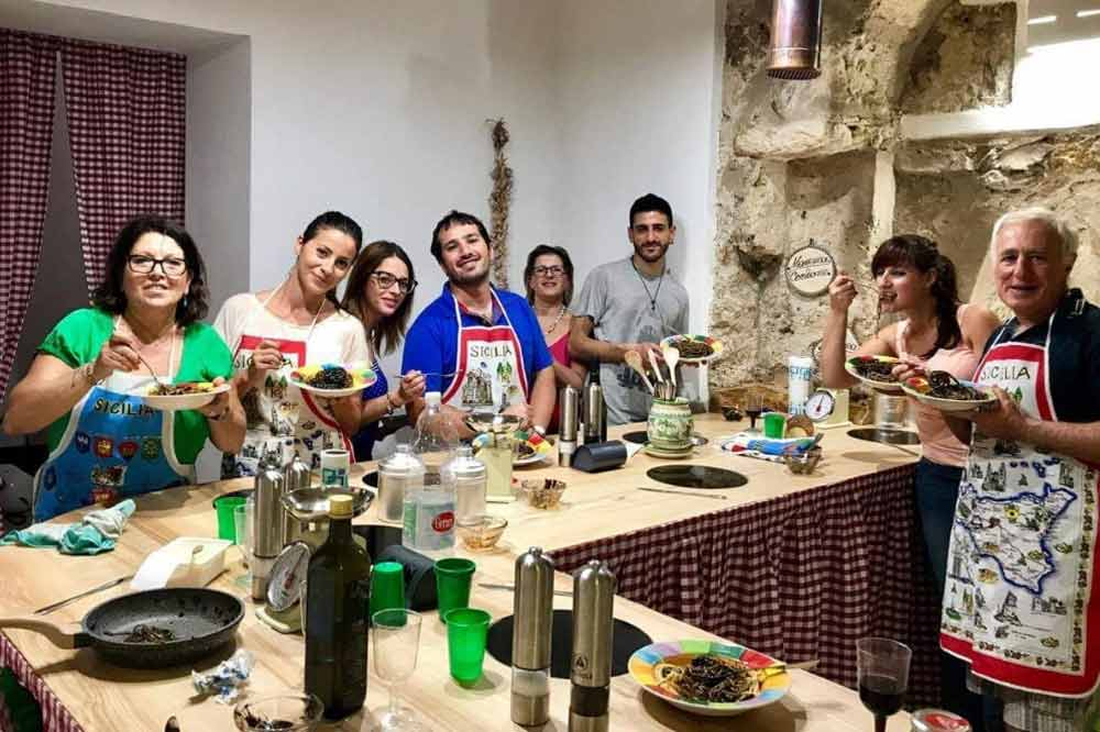 Cooking class in Palermo: cook a typical Sicilian lunch with a professional chef-image-7