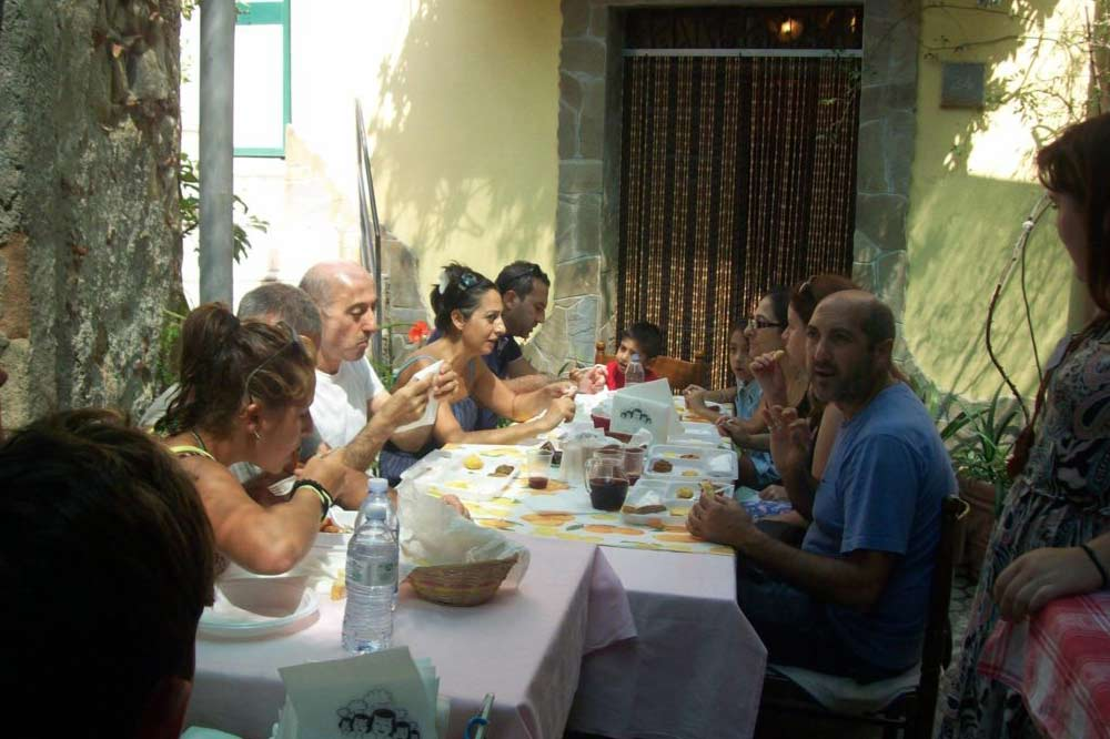 Cooking class not far from Taormina and visit to the village-image-7