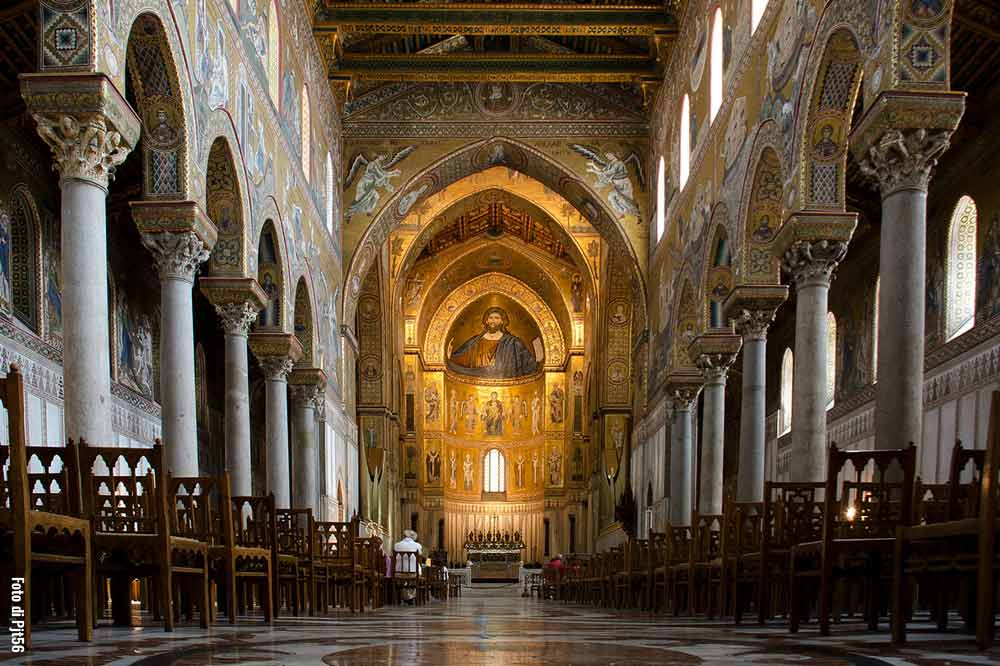 On holiday in Palermo: Guided tour of the Monreale Dome-image-4