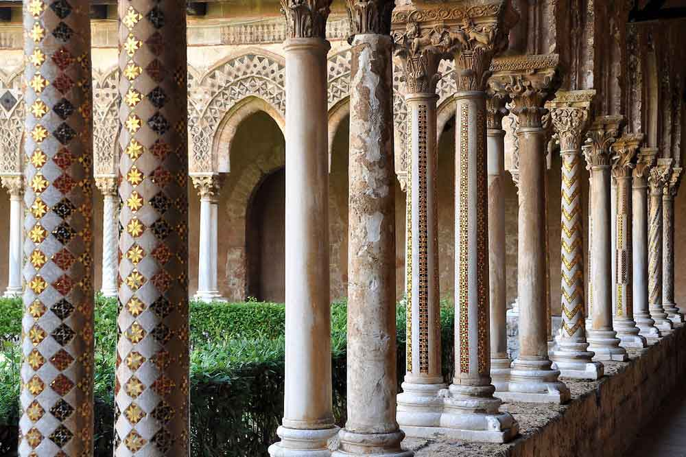 On holiday in Palermo: Guided tour of the Monreale Dome-image-7