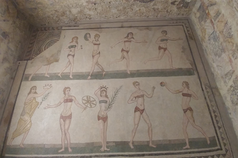 Guided tour of Villa Romana del Casale and Morgantina-image-4