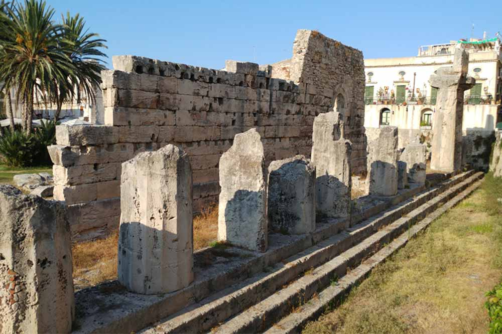 Guided tour of the Ortygia Island and the Archaeological Park of Syracuse-image-5