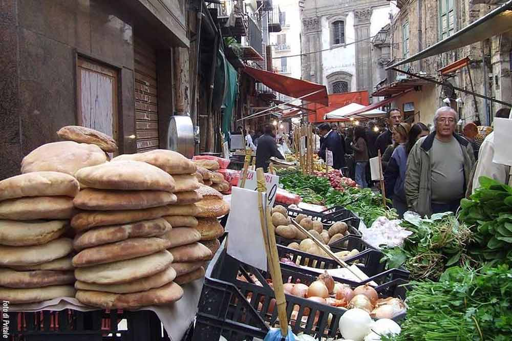 Guided tour of Palermo from the historic centre to the most popular markets-image-6