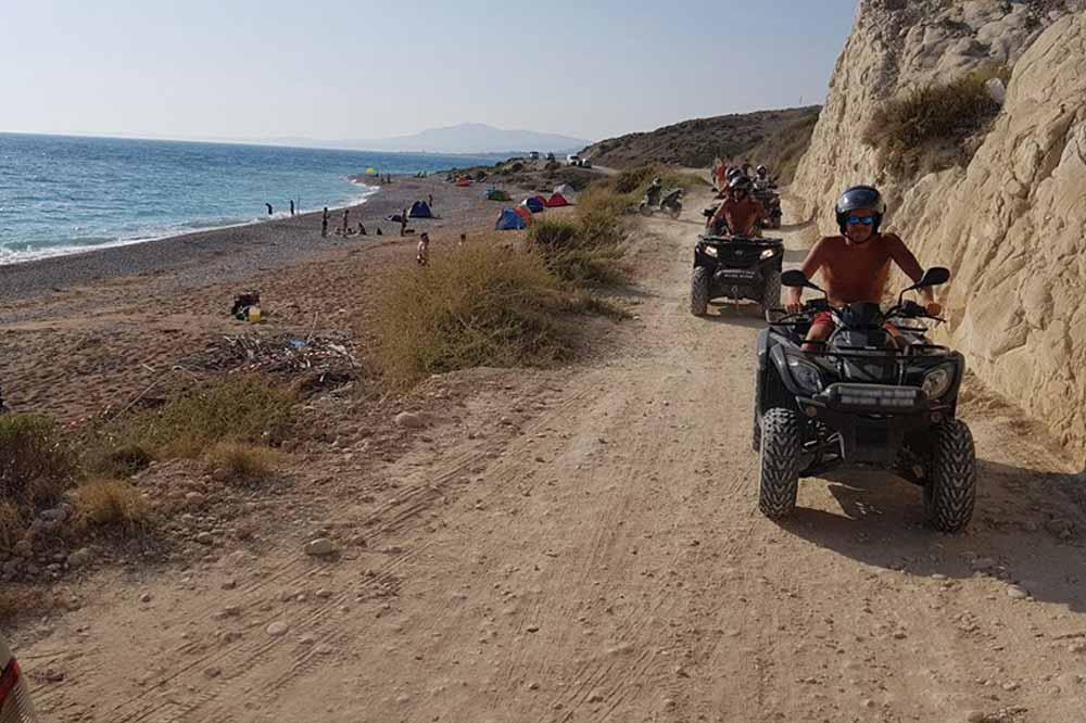 Quad bike tour of the Agrigento province between nature and sea-image-4