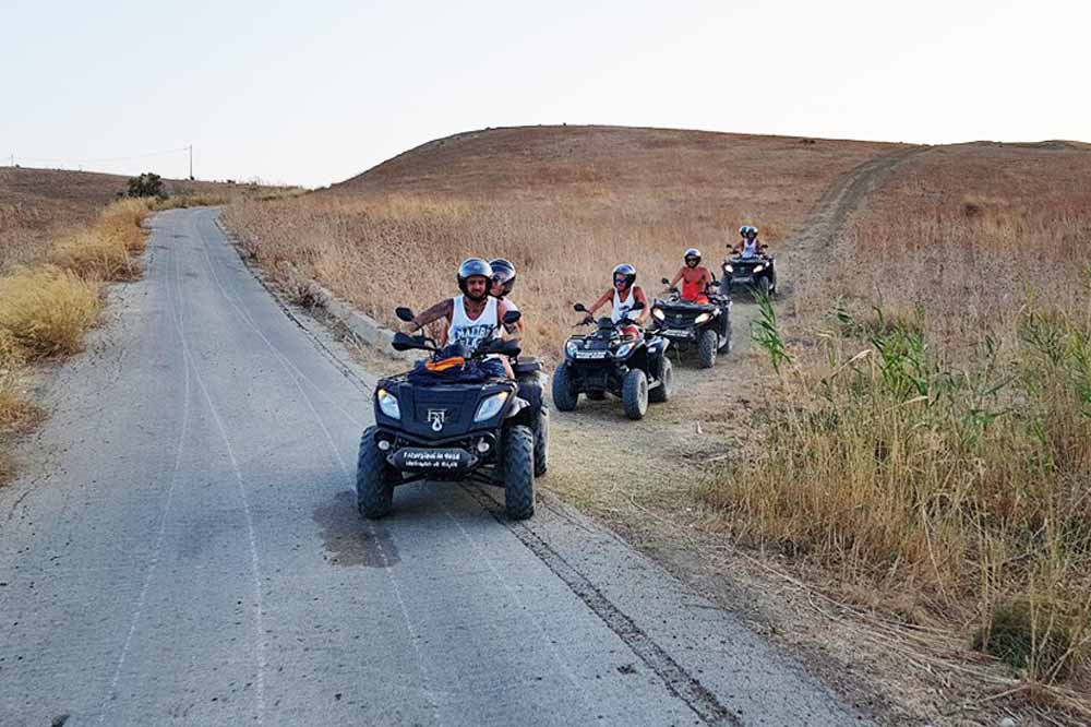 Quad bike tour of the Agrigento province between nature and sea-image-6