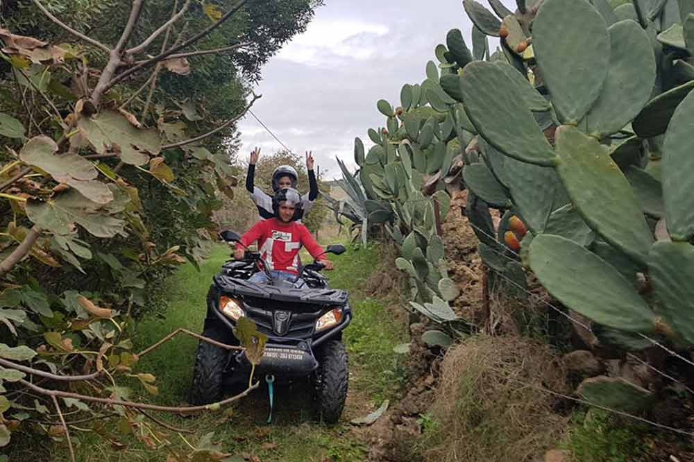 Quad bike tour of the Agrigento province between nature and sea-image-7
