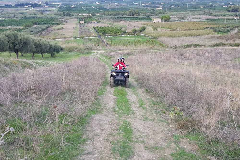Quad bike tour of the Agrigento province between nature and sea-image-9