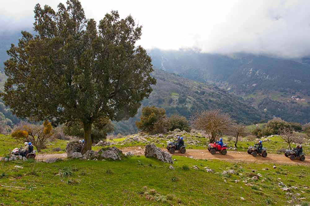 Quad bike tour starting from Cefalù to discover the Madonie Regional Natural Park-image-8