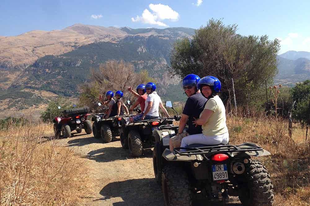 Quad bike tour starting from Cefalù to discover the Madonie Regional Natural Park-image-9