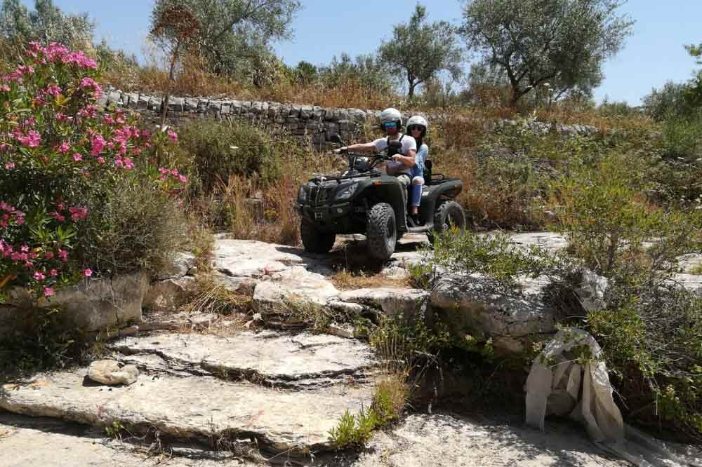 Quad bike tour of the hyblaean countryside between Modica and Ragusa-image-4