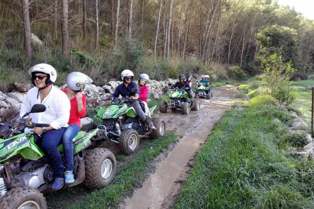 Quad bike tour of the hyblaean countryside between Modica and Ragusa-image-7