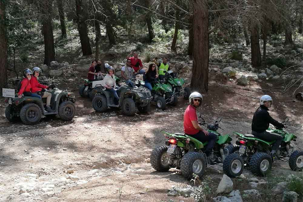 Quad bike tour of the hyblaean countryside between Modica and Ragusa-image-8