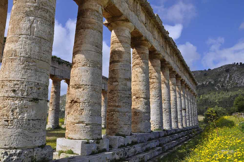 Guided tour of Segesta to discover its Temple and the Greek Theatre-image-8