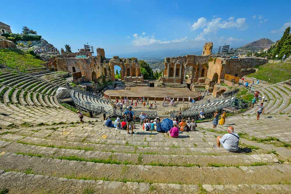 Guided tour of Taormina and the Greek Theatre-image-5