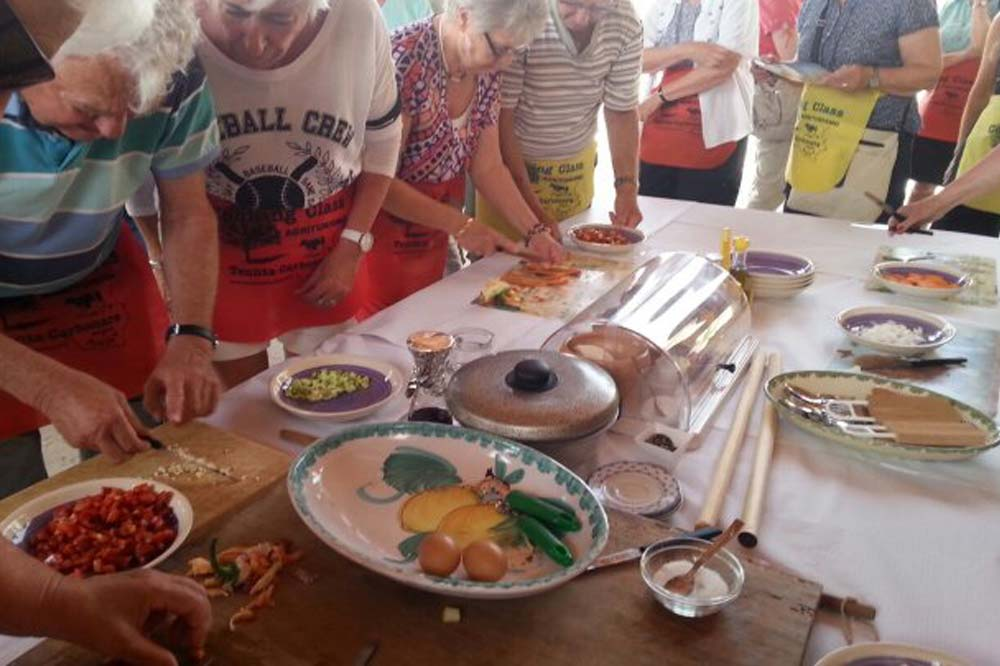Cooking course and lunch in the countryside of Ragusa-image-8