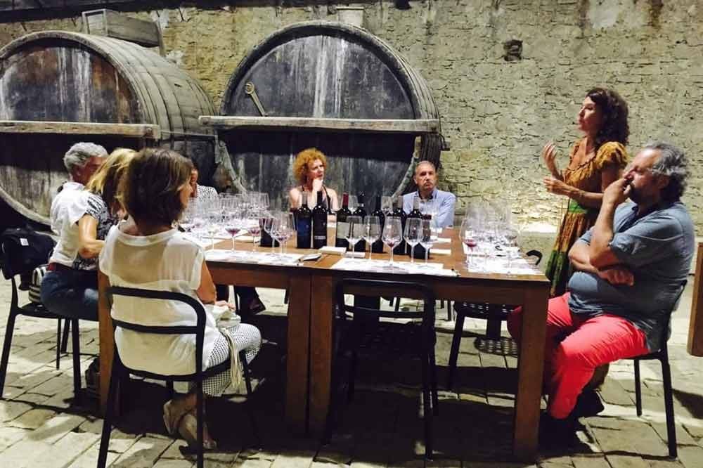 Visit to a wine cellar in Ragusa, typical Sicilian products and wine tasting-image-9