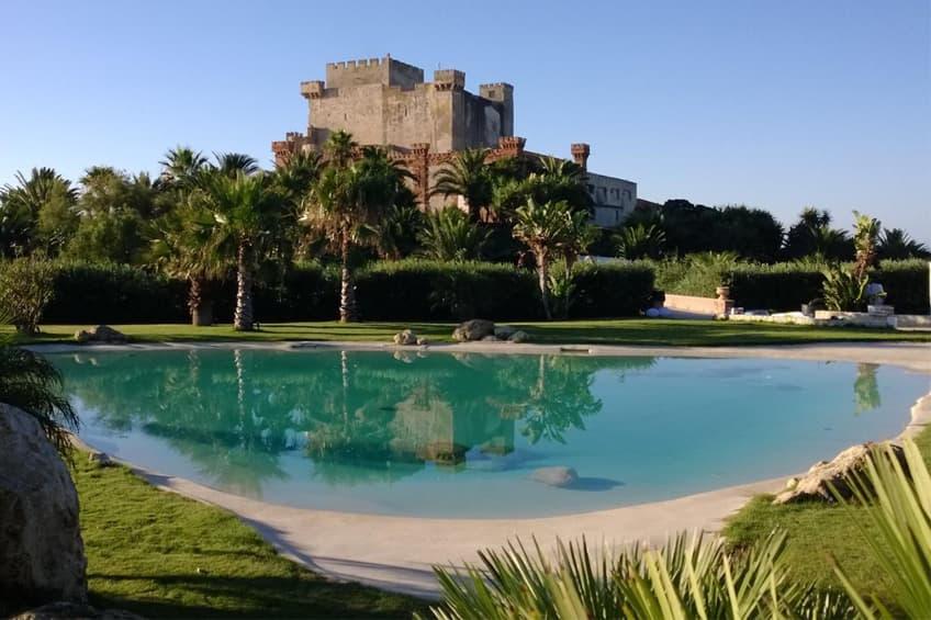Dormire in un castello vero? In Sicilia puoi!