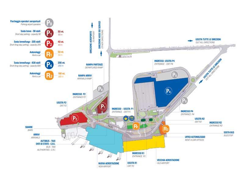 Aeroporto Di Catania: Consigli E Collegamenti Per